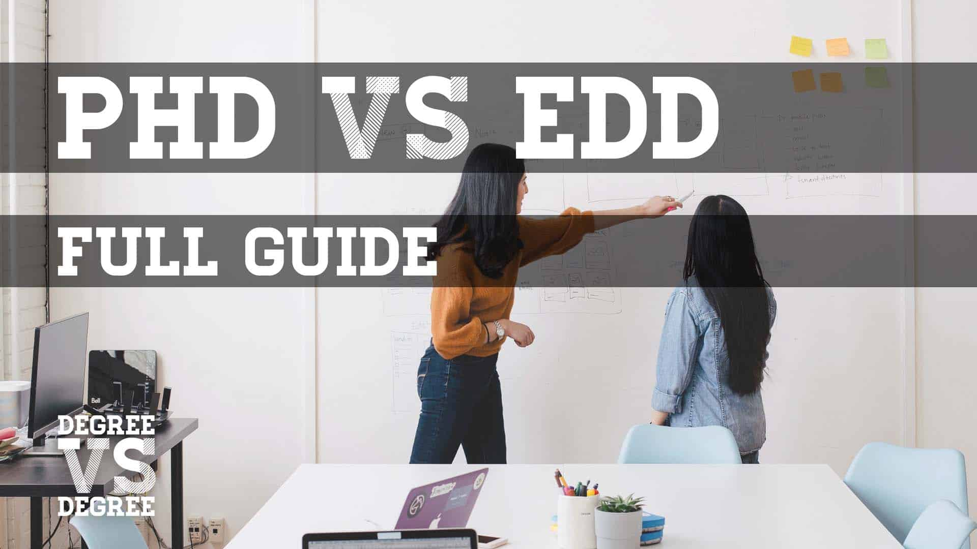 Content analysis of the phd versus edd dissertation